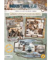 A4 Stansblok 58 Industrial