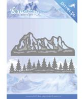 Snijmal mountain border wintersports