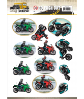 Amy Design daily transport pushout motor cycling