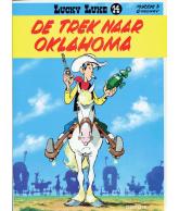 Lucky Luke de trek naar Oklahoma