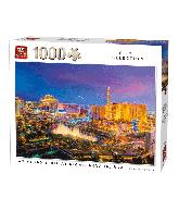 Puzzel Las Vegas Strip (1000 stukjes)