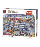 Puzzle Pole Position (1000 stukjes)