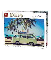 Puzzel Vintage Summer (1000 stukjes)