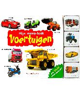 Mijn memoboek: voertuigen