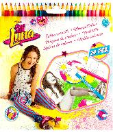 Disney Kleurpotloden (24 stuks) SoyLuna