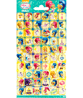 Sticker sheet paper Shimmer & Shine