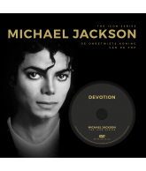 The Icon Series: Michael Jackson (boek+dvd)