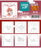 Stitch & Cards only set 36