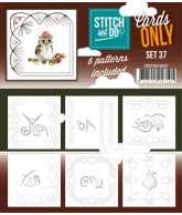 Stitch & Cards only set 37