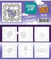 Stitch & Cards only set 38