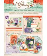 A4 Stansblok 63 So Spring