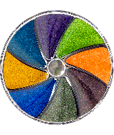 Inktwiel Spangled Glitter