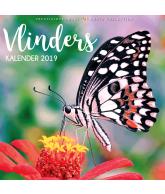 Kalender 2019: Vlinders