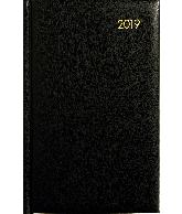 Bureau agenda tabs prof 2019: Zwart (150)