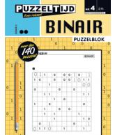 Puzzelblok Binair 2 punt nr.4