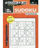 Puzzelblok Sudoku 5 punt nr.4
