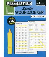 Puzzelblok Woordzoeker Special 3 punt nr.4