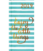 Agenda 2019: Enjoy little things