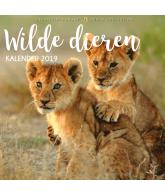 Kalender 2019: Wilde dieren