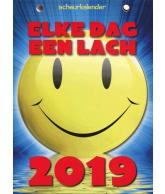 Scheurkalender 2019: Elke dag een lach