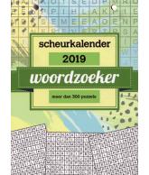 Scheurkalender 2019: Woordzoekers