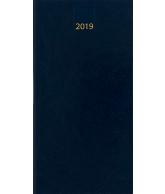 Zakagenda Minitimer staand 2019 donkerblauw nr 406
