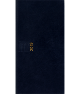 Zakagenda liggend Leeds hoek 2019: blauw (351)