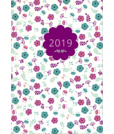 Zakagenda Promise 2019: Paars-aquamarijn