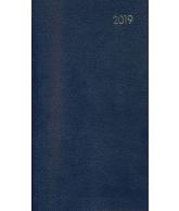 Zakagenda topper 2019: blauw nr 402