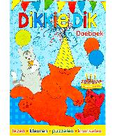 Dikkie Dik doeboek