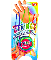 Ztringz Original Rainbow Rope