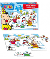 Bumba: puzzel winter - 20 pcs