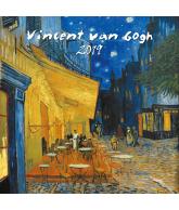 Kalender 30x30 2019 Van Gogh