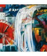 Kalender 30x30 2019 Expressionisten