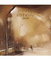 Kalender 30x30 2019 Pavel Mitkov