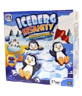Iceberg Insanity