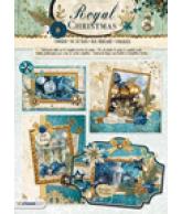 Stansblok A4 royal christmas nr71