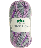 Cotton home 08 grijs paars 50gr