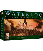 Waterloo Napoleons laatste veldslag bordspel