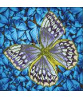 Diamond dotz flutter by silver