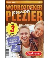 Puzzelplezier woordzoeker 3 ster nr 4