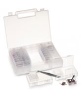 Opbergkoffer met 55 sorteerbakjes voor Diamond Painting