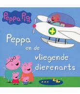 Peppa en de vliegende dierenarts