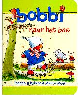 Bobbi naar het bos - kartonboekje