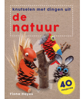 40 Projecten - Knutselen met dingen uit de natuur