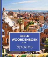 Beeld woordenboek Spaans