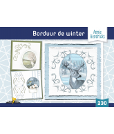 HD230 borduur de winter Annie Hendricks