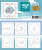 Stitch & Cards only set 45