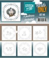 Stitch & Cards only set 46