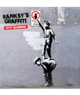 Kalender 2019 Banksy
